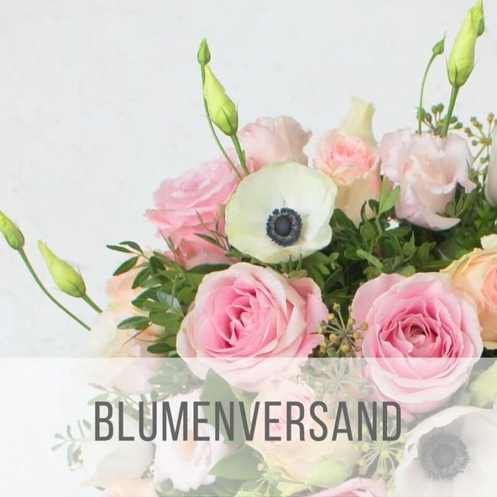 Blumenversand durch Blumenladen in Düsseldorf