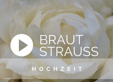 Brautstrauß Düsseldorf - Hochzeitsfloristik