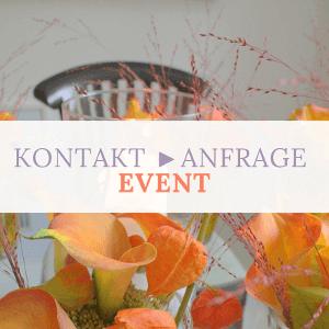 Kontakt Anfrage Event Blumen Düsseldorf