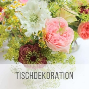 Tischdekoration & Blumen in Düsseldorf von Blumen Lehmann Ihr Blumenladen in Düsseldorf