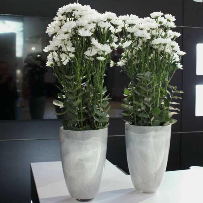 Blumen für die Messe Düsseldorf (2)