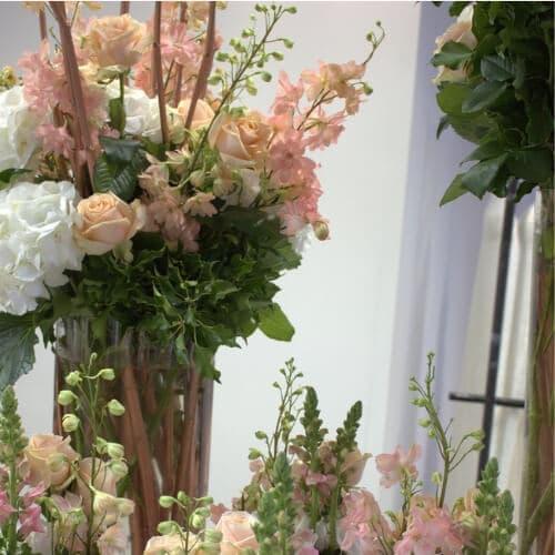 Event in Düsseldorf - Blumen