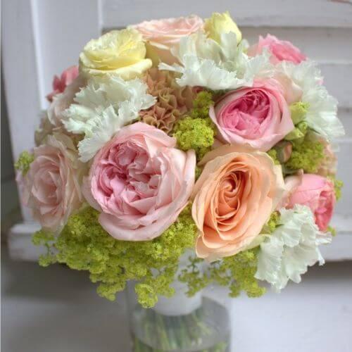 Brautstrauß-mit-englischen-Rosen-A