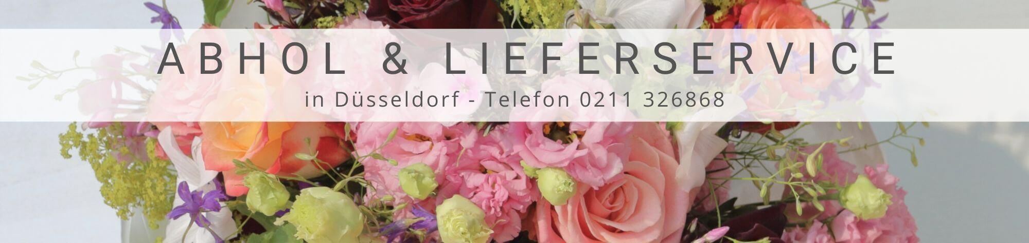 Blumen Düsseldorf - Blumenladen und Blumenversand