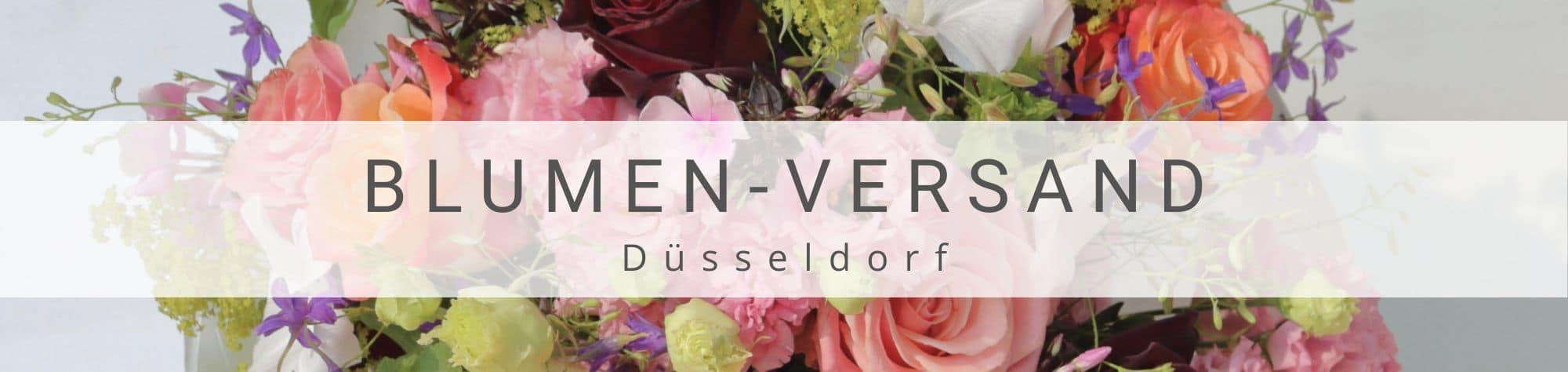 Blumen verschicken Düsseldorf - Blumenlad