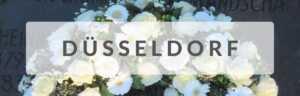 Trauerkranz mit Schleife online - Düsseldorf
