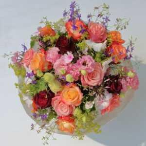 Blumen verschicken Düsseldorf - Sommerblumen