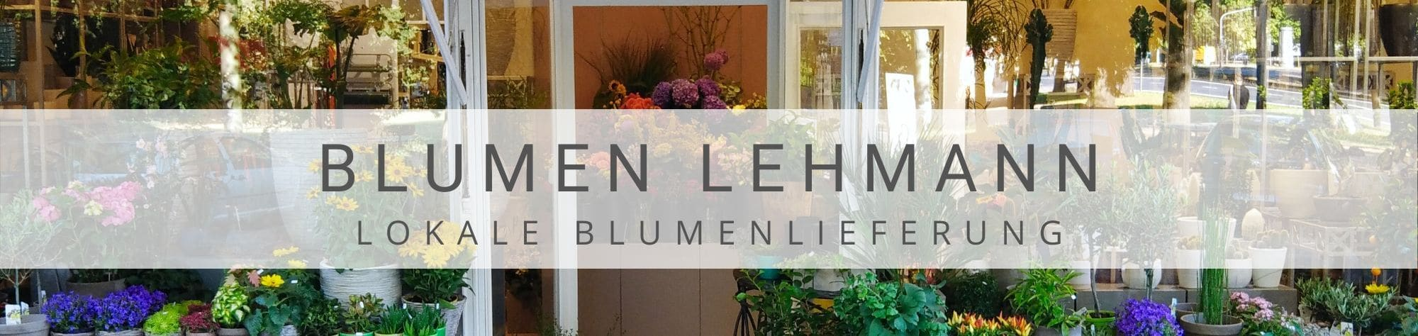 Blumen verschicken in Düsseldorf - Blumenversand