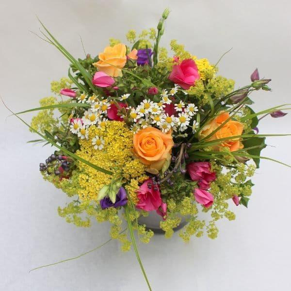 Sommer-Blumen verschicken in Düsseldorf Blumenversand