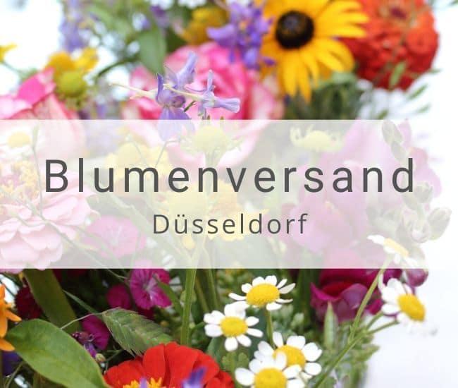 Blumen verschicken Düsseldorf - Blumenversand Düsseldorf