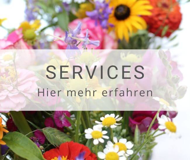 Blumenladen Düsseldorf - Blumen verschicken - Services