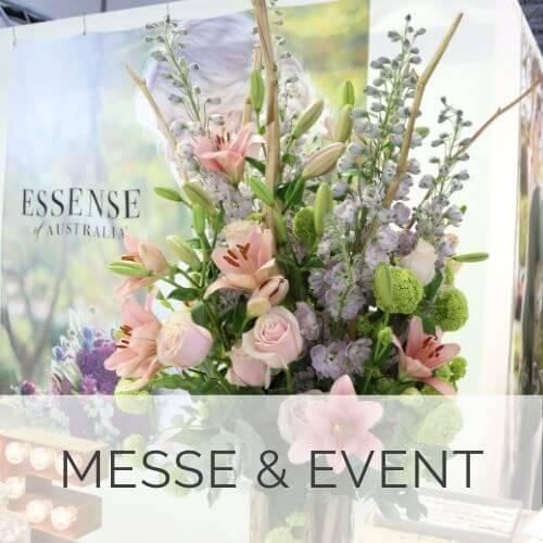 Messe Blumen-Dekoration Düsseldorf - Event Blumen