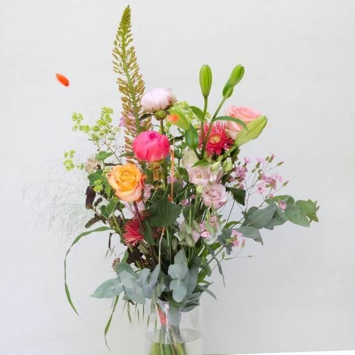 Bunter Sommerblumenstrauß Style